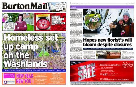 Burton Mail – February 06, 2019