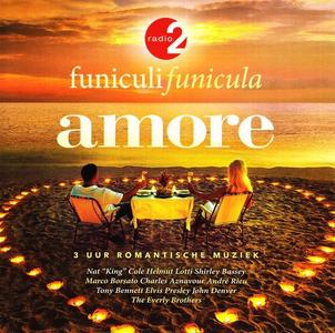 VA - Funiculi Funicula Amore (3CD, 2019)