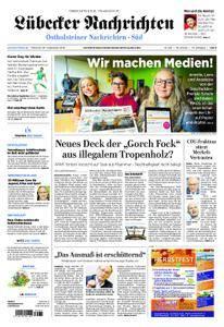 Lübecker Nachrichten Ostholstein Süd - 26. September 2018