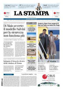 La Stampa Torino Provincia e Canavese - 22 Marzo 2019