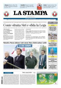 La Stampa Imperia e Sanremo - 3 Maggio 2019