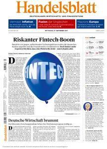 Handelsblatt - 27. September 2017