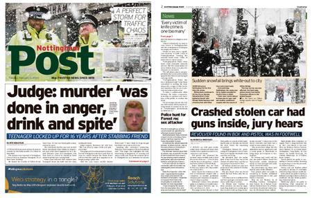 Nottingham Post – February 11, 2020