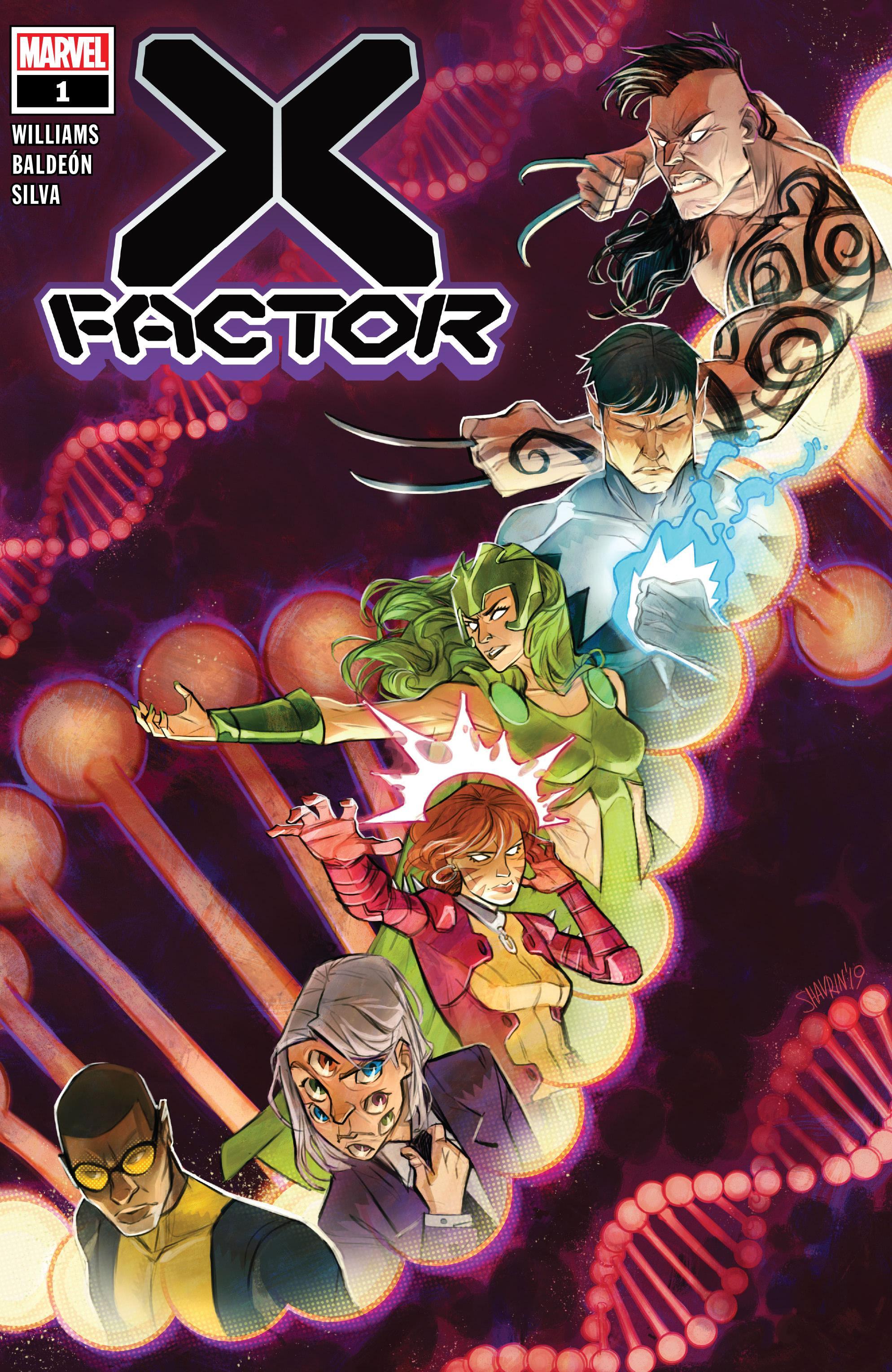 X-Factor 001 2020 Digital Zone