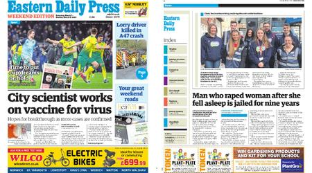 Eastern Daily Press – March 07, 2020