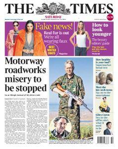 The Times - 21 October 2017