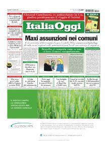 Italia Oggi - 19 Giugno 2019