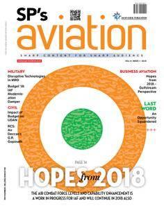 SP's Aviation - February 2018