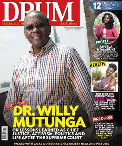 Drum East Africa - October 2016
