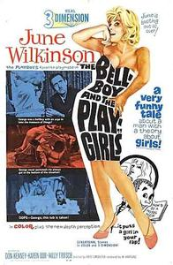 The Bellboy and the Playgirls (1962)