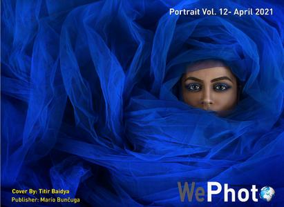 WePhoto. Portrait - April 2021