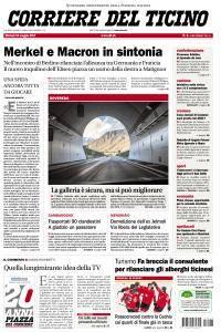 Corriere del Ticino - 16 Maggio 2017