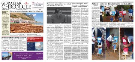 Gibraltar Chronicle – 04 June 2020