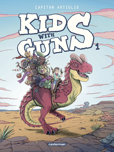 Kids with Guns - Tome 1 (2019)
