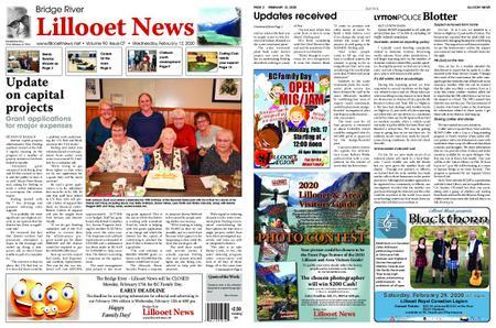 Bridge River Lillooet News – February 12, 2020