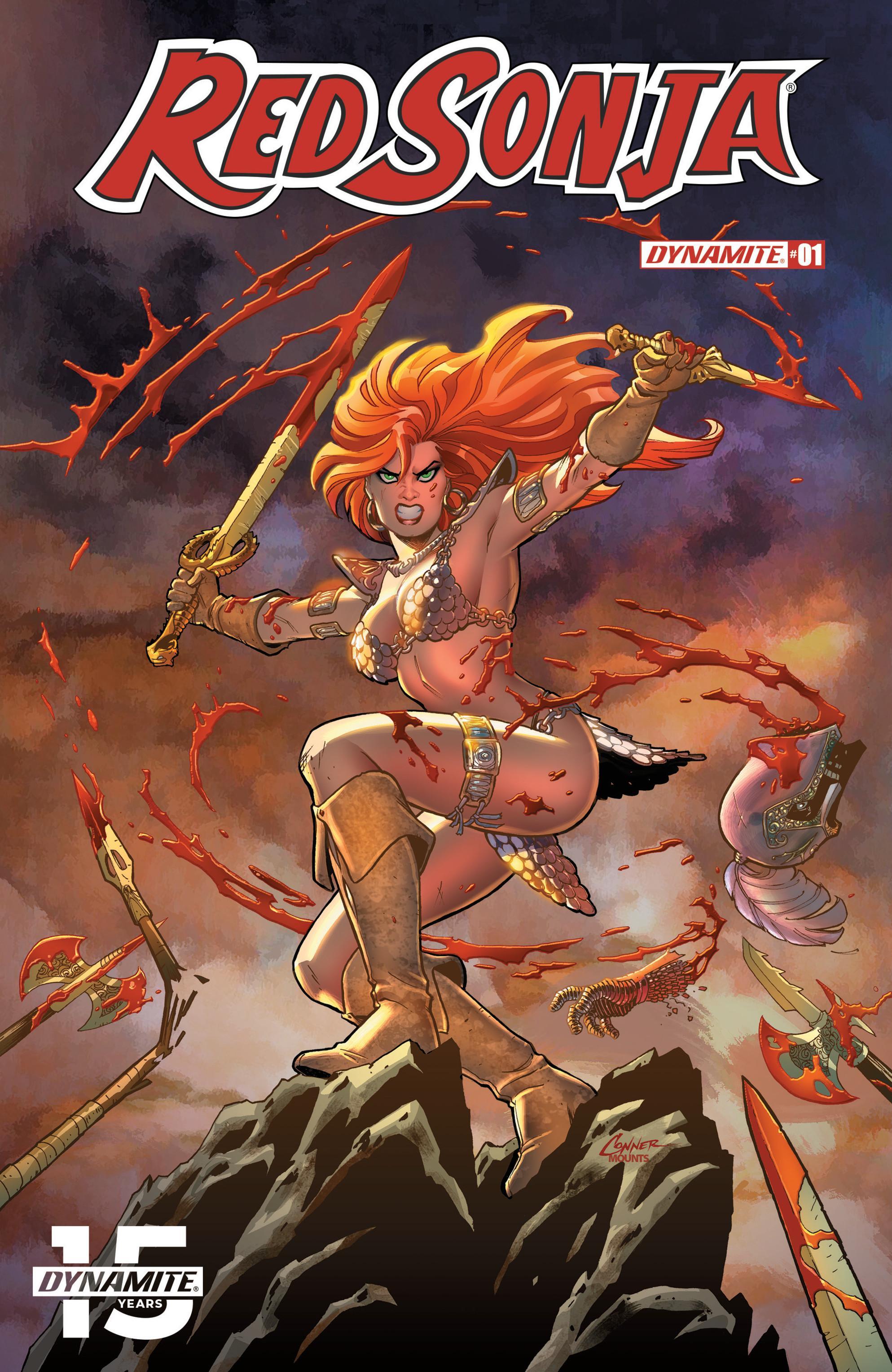 Red Sonja 001 2019 6 covers digital The Seeker