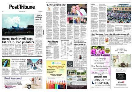 Post-Tribune – August 05, 2018