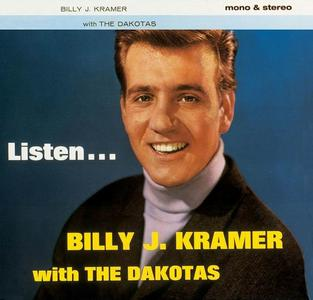 Billy J. Kramer with The Dakotas - Listen... (1963) [Reissue 1997]