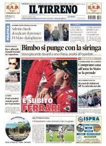 Il Tirreno Livorno - 26 Marzo 2018