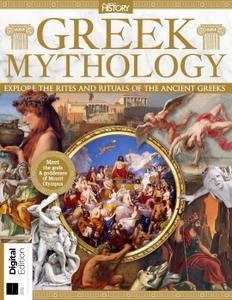 All About History: Book of Greek Mythology – September 2019