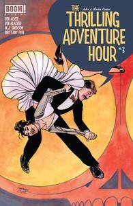 The Thrilling Adventure Hour 003 2018 digital Son of Ultron