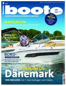 Boote – September 2021