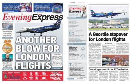 Evening Express – December 05, 2018