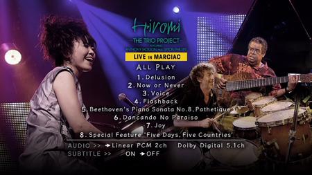 Hiromi - Live In Marciac (2012)