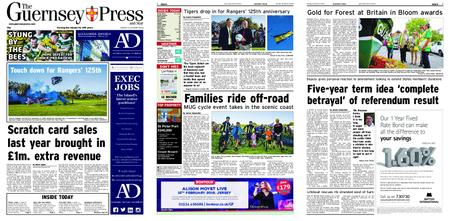 The Guernsey Press – 22 October 2018