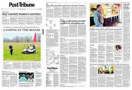Post-Tribune – April 17, 2018