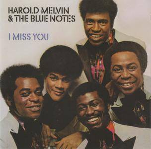 Harold Melvin & The Blue Notes - I Miss You (1972) [2010 BBR]