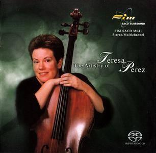 Teresa Perez - The Artistry Of Teresa Perez (2001) PS3 ISO + Hi-Res FLAC