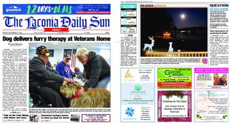 The Laconia Daily Sun – December 13, 2019