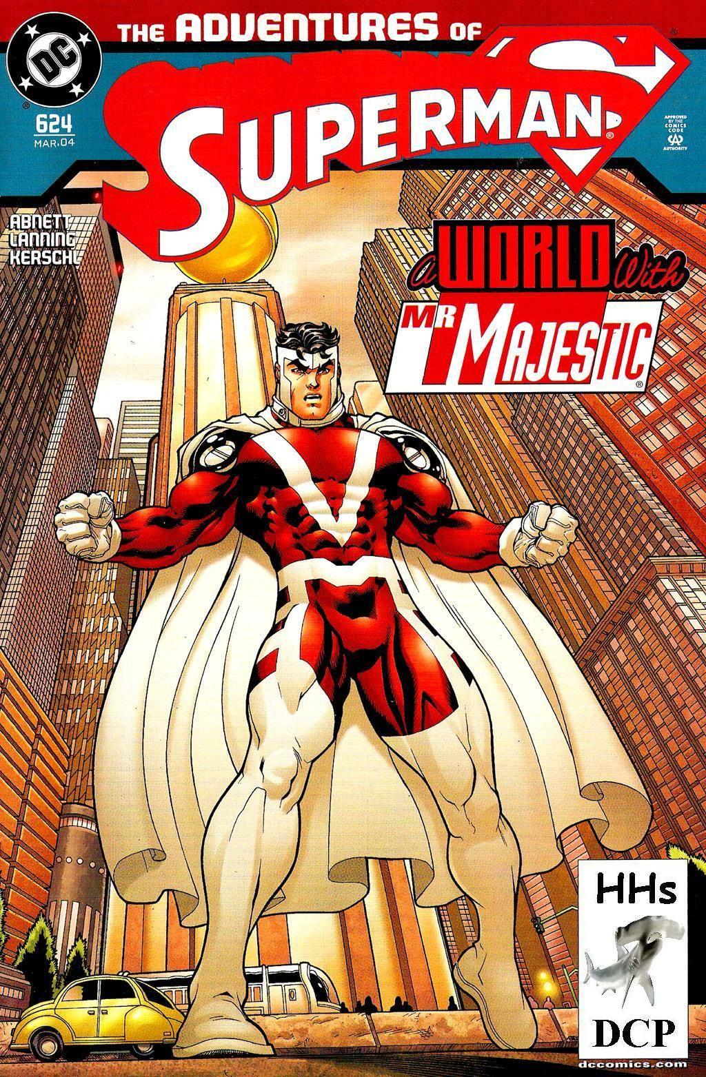 Adventures of Superman 624