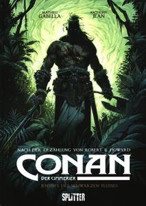 GER Conan der Cimmerier 003-Jenseits des schwarzen Flusses Splitter 2019 GCA