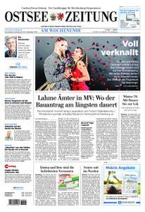 Ostsee Zeitung Wolgast - 29. Dezember 2018