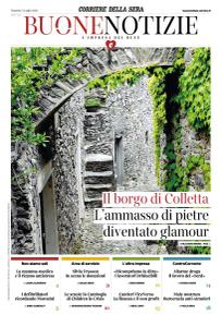 Corriere della Sera Buone Notizie - 13 Luglio 2021
