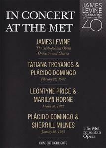 James Levine - In Concert at the Met (Troyanos, Price, Horne, Domingo, Milnes) (2010/1982)
