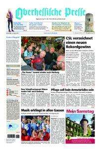 Oberhessische Presse Marburg/Ostkreis - 15. August 2019