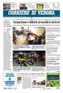 Corriere di Verona – 16 gennaio 2021