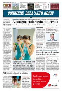 Corriere dell'Alto Adige – 16 febbraio 2020