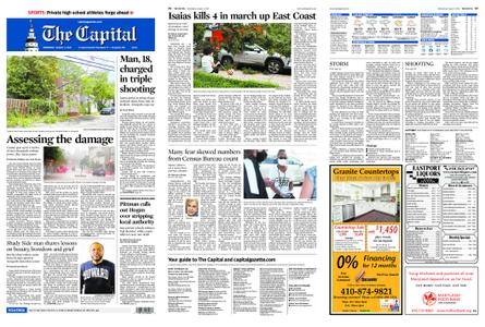 The Capital – August 05, 2020
