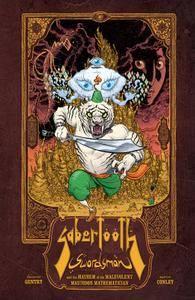 Sabertooth Swordsman and the Mayhem of the Malevolent Mastodon Mathematician (2013)