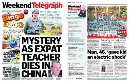 Evening Telegraph First Edition – September 08, 2018