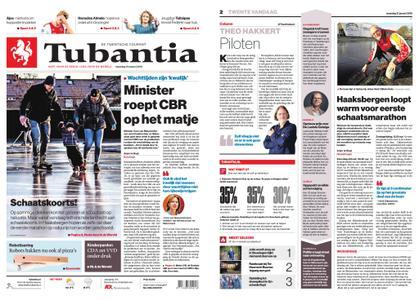 Tubantia - Enschede – 21 januari 2019