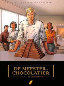Meesterchocolatier, De/Meesterchocolatier, De - 02 - De Concurrentie