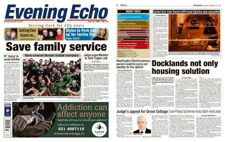 Evening Echo – November 27, 2017