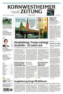 Kornwestheimer Zeitung - 01. Juni 2018