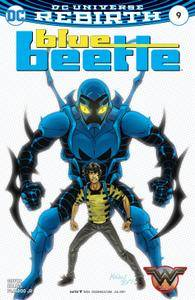 Blue Beetle 009 2017 2 covers Digital Zone-Empire