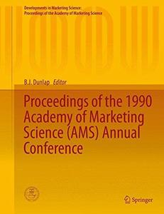 Proceedings of the 1990 Academy of Marketing Science (AMS) Annual Conference